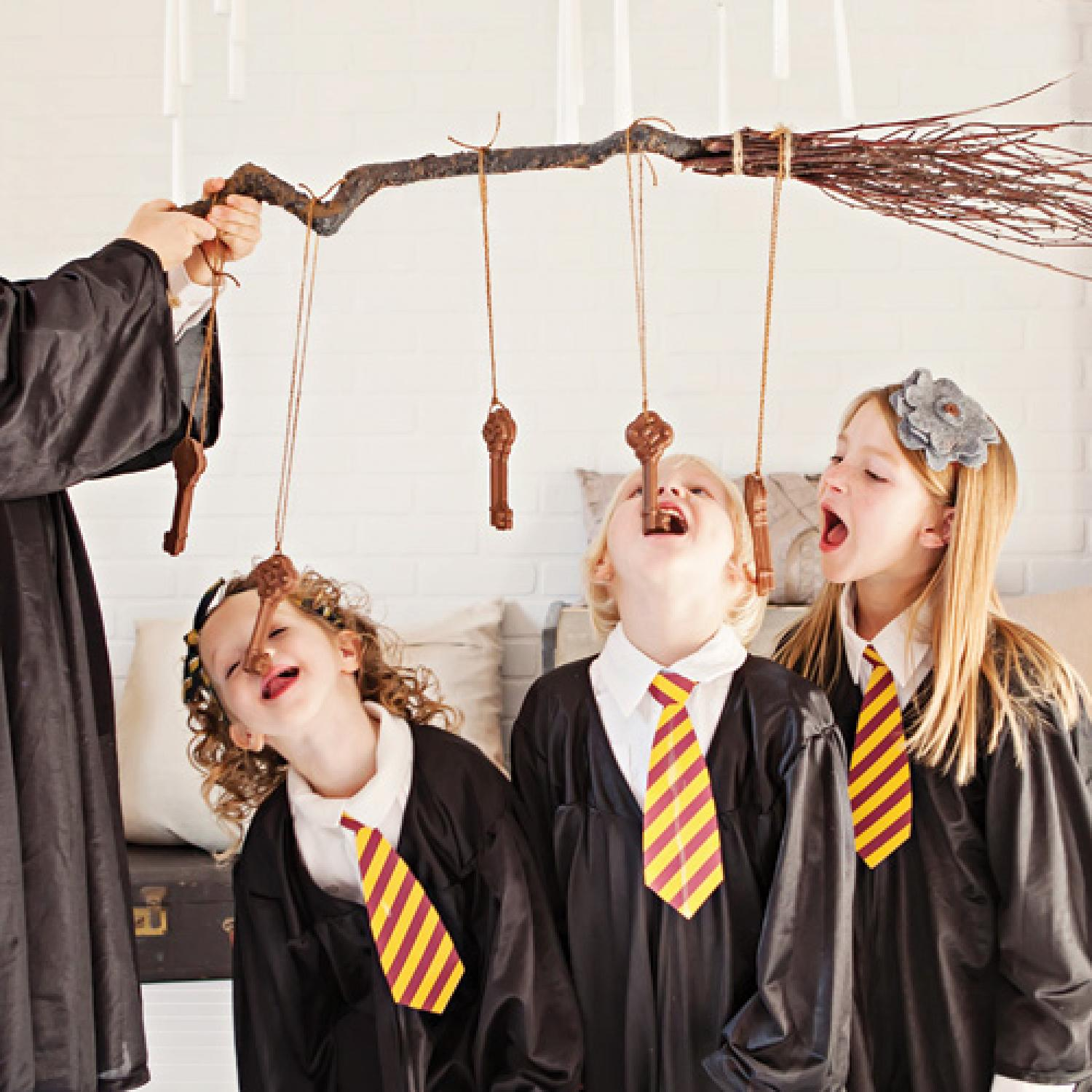 How To Throw A Harry Potter Party