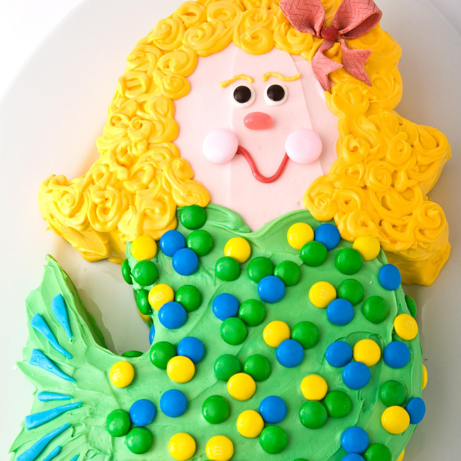 Mermaid Birthday Cake Design Parenting