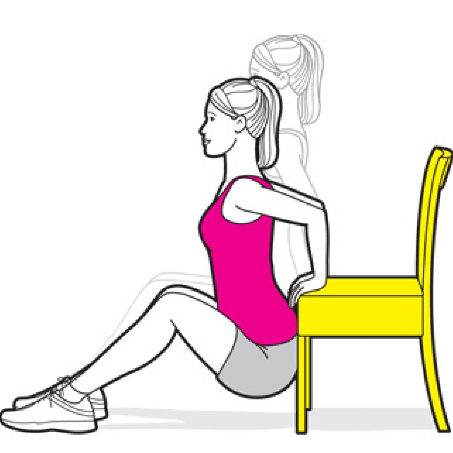 Easy minute workout for busy moms parenting