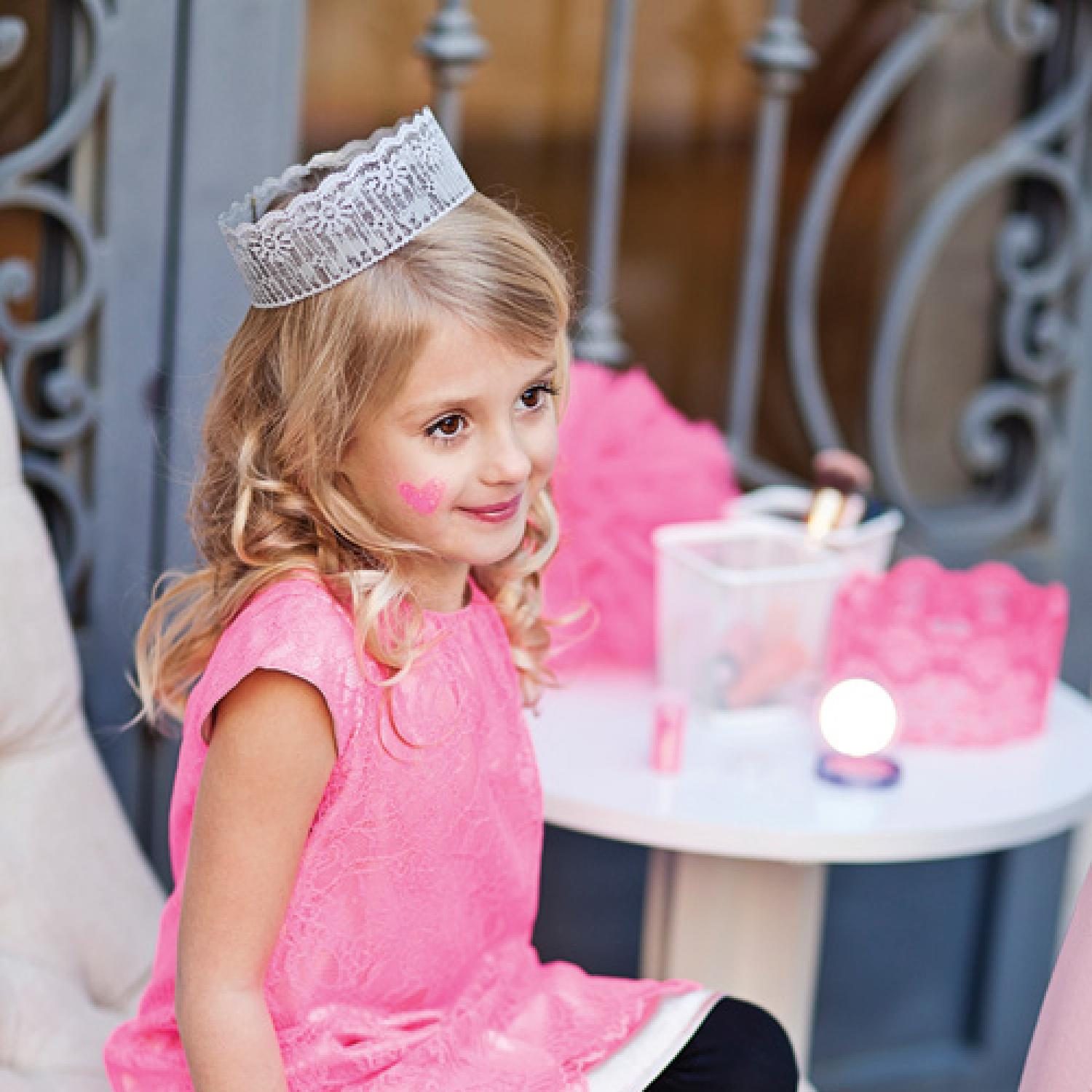 How To Plan A Princess Party Parenting