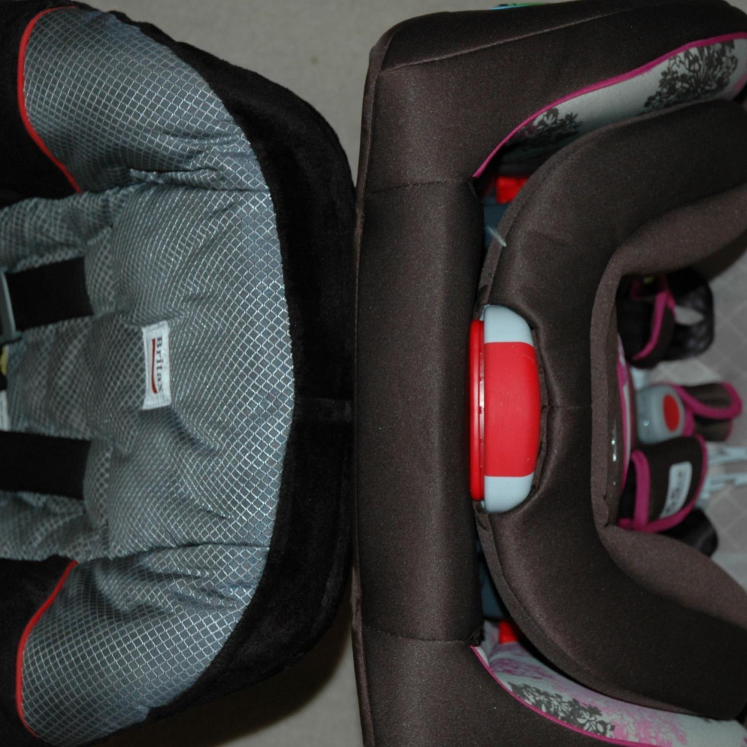 Your Rear Facing Car Seat Questions Answered