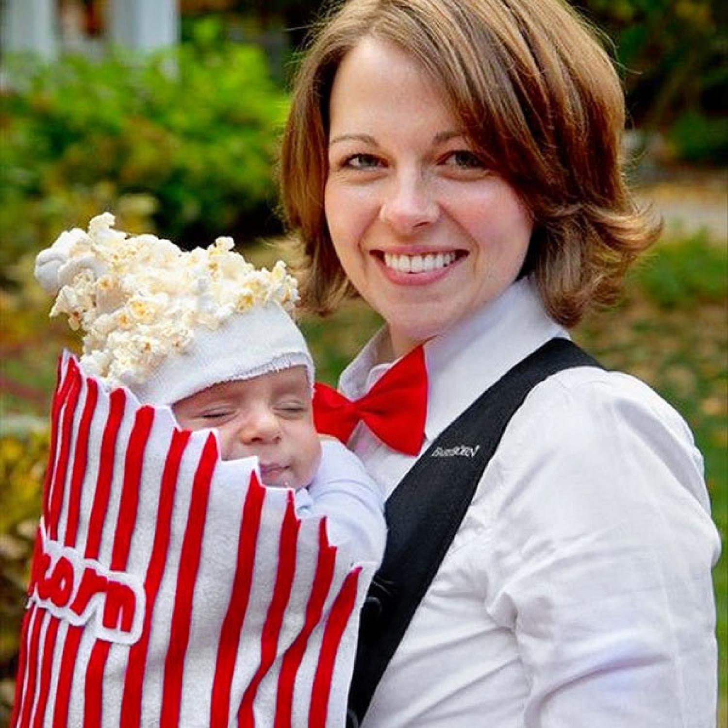 sc 1 st  Parenting & Oh Baby! Hilarious Homemade Halloween Costumes for Babies | Parenting