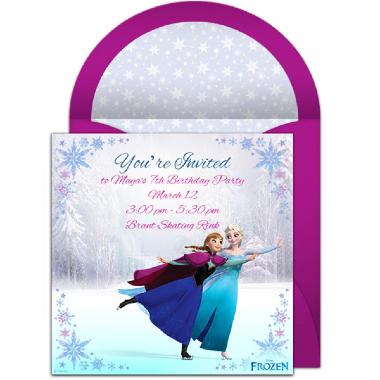 Top Disney Birthday Invitations for a Magical Celebration | Parenting