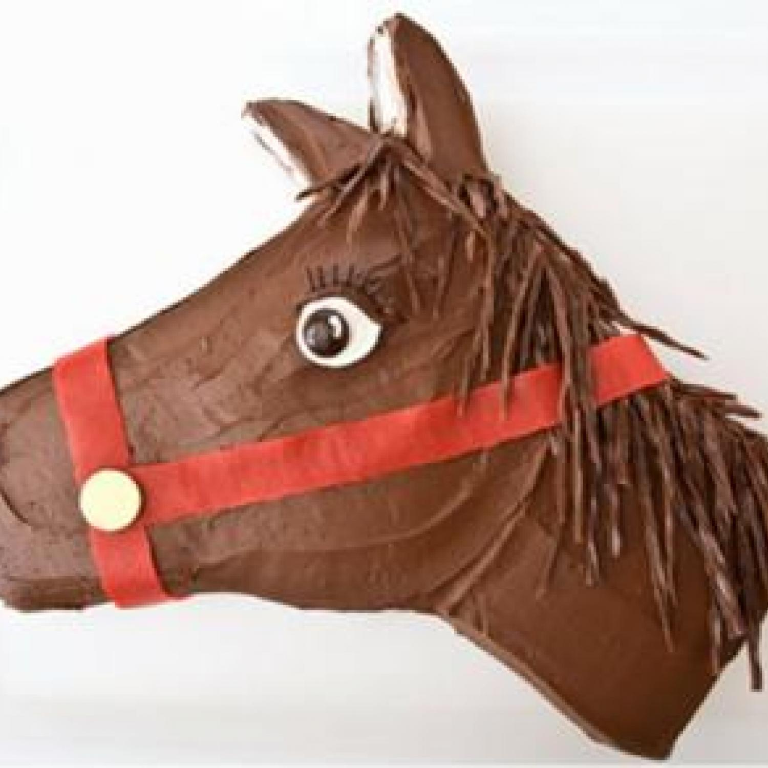 Horse Birthday Cake Design Parenting