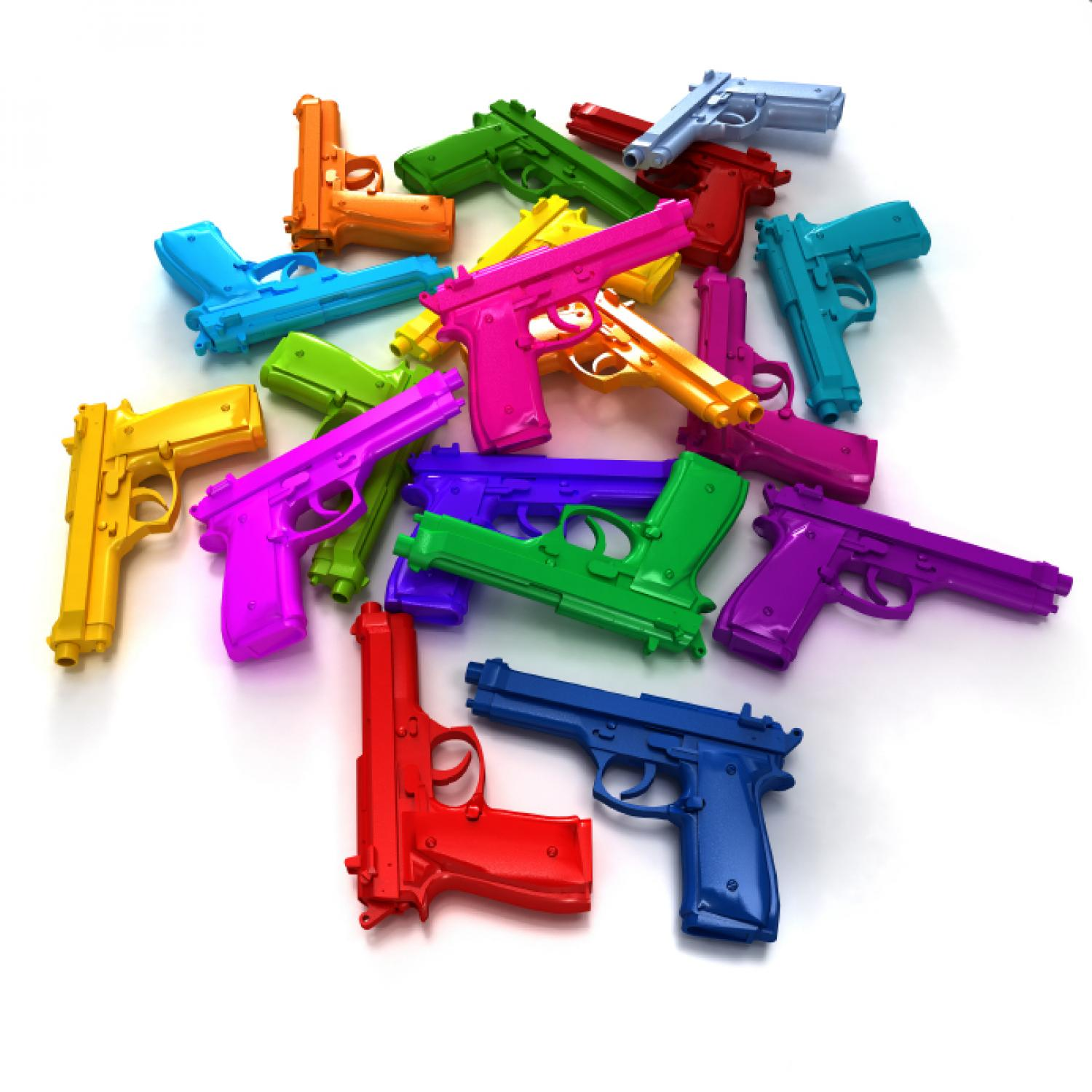 Toys For All : Are parents banning toy guns parenting