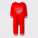Valentines Day Baby Outfit for Boys and Girls