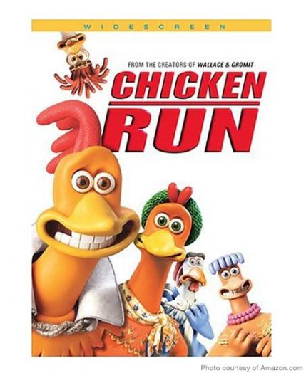 Chicken Run, G, 84 minutes