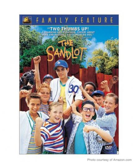 The Sandlot, PG, 101 minutes