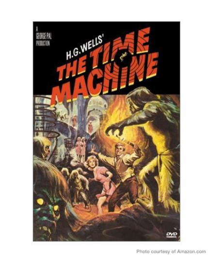 The Time Machine, G, 103 Minutes