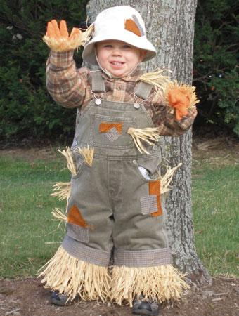 75 cute homemade toddler halloween costume ideas parenting my sister made this costume for my son rees a scarecrow is perfect for his age because he has the waddle for it down pat solutioingenieria Choice Image