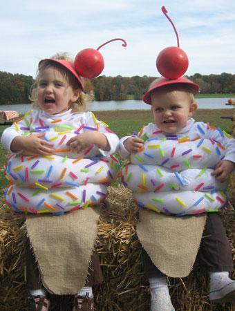 75 cute homemade toddler halloween costume ideas parenting they love ice cream even though they only get it on special occasions and insisted on wearing their hats most of the day overall a very fun costume solutioingenieria Images