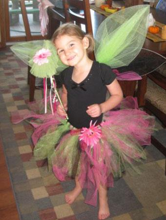 75 cute homemade toddler halloween costume ideas parenting but we think she should major is art she is super creative and made this funky fairy costume for my solutioingenieria Gallery