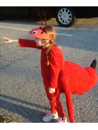 75 cute homemade toddler halloween costume ideas parenting we live in a state with a thriving fire ant population so my 3 year old wanted to be a fire ant this is how it turned out solutioingenieria Images
