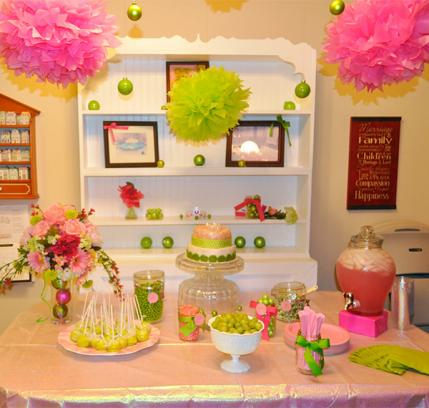 Fairytale Baby Showers