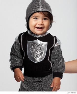 Jon Whittle. Knight  sc 1 st  Parenting & 10 Cutest Halloween Costumes for Baby | Parenting