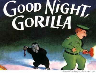 best baby book good night gorilla
