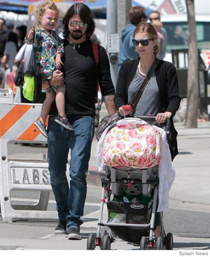 Dave Grohl: Graco Snugride