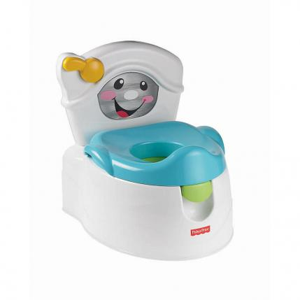 Fisher-Price Fisher-Price® Learn-to-Flush Potty