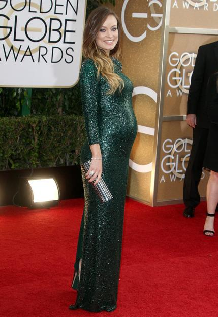 Pregnant Celebrities Glow On The Red Carpet This Award