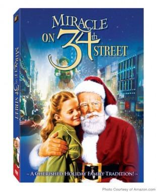 miracle on 34th street - Best Christmas Movies For Toddlers