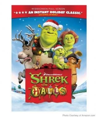 shrek the halls - Best Christmas Movies For Toddlers