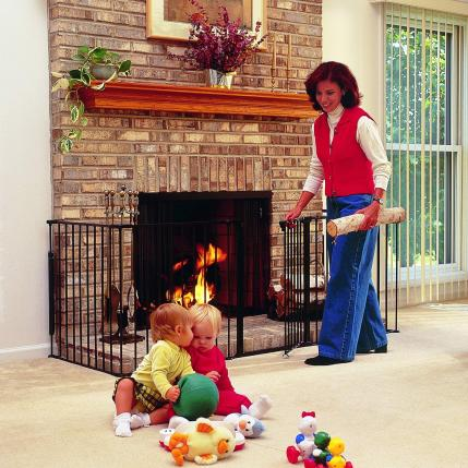 Baby Safety Products Hearth Gate