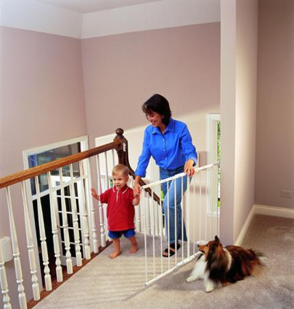 Baby Safety Products Stair Safety Gate