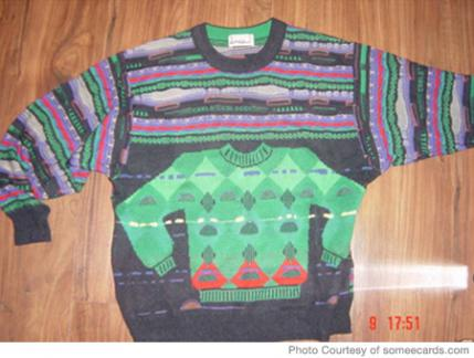 an ugly christmas sweater inside an ugly christmas sweater very metaand for advanced sweater wearers only - Maternity Christmas Sweater