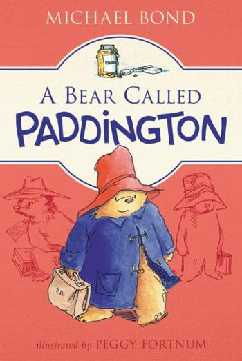 best baby book a bear called paddington