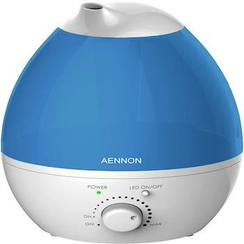 Best Humidifiers for Baby Aennon Cool Mist Humidifier
