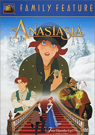 best family movies anastasia