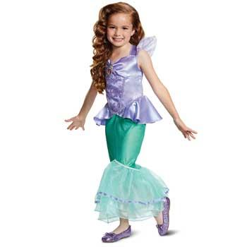 Inexpensive Christmas Gifts Ariel Clasic Costume