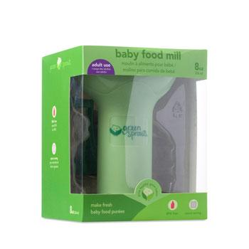 mealtime gear baby food mill