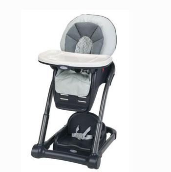 #3 Baby Feeding Products: Graco Blossom High Chair