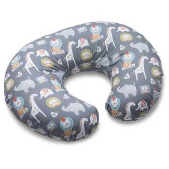 New Parents Gifts Boppy Nursing Pillow and Positioner