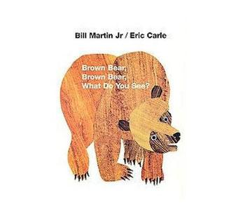 best baby book brown bear what do you see