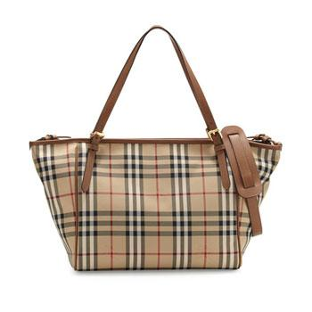 burberry horseferry check tote