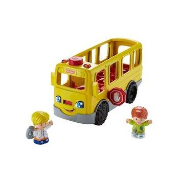 Best Gifts for 1-Year-Olds Little People Sit With Me School Bus