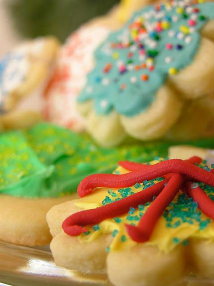 Recipe For Cutout Cookies From Cake Mix