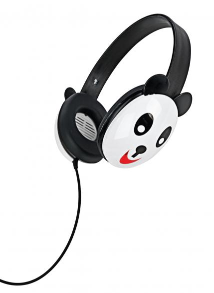 panda headphones kids