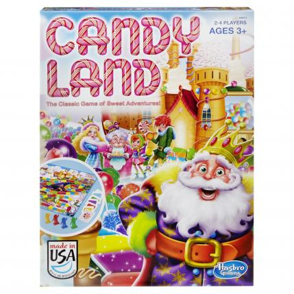 Candyland Board Game Best Toddler Gift