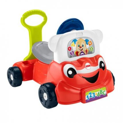 Fisher Price Laugh & Learn 3-in-1 Smart Car Best Toddler Toy