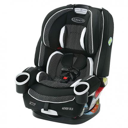 Best Birth-to-Booster Car Seat: Graco 4Ever