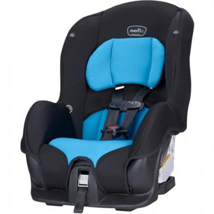 Low Price Pick: Evenflo Tribute LX Convertible Car Seat