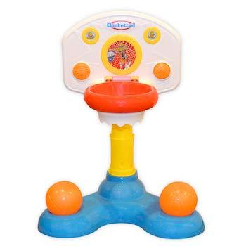 Best Gifts for 1-Year-Olds CatchStar Basketball Shooting Game for Kids with Sounds and Light Function