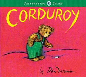 best baby book corduroy