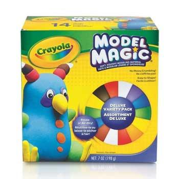 inexpensive christmas gifts crayola model magic variety pack