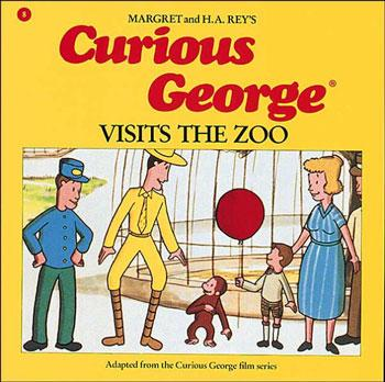 best baby book curious george visits the zoo