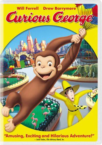 best family movies curios george
