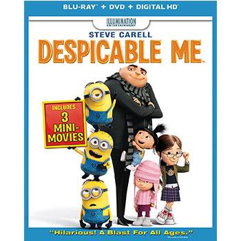 Best Animated Movies #3: Despicable Me